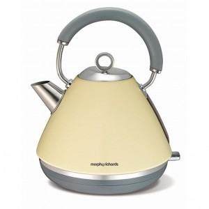 Czajnik Accents Cream New  - Morphy Richards